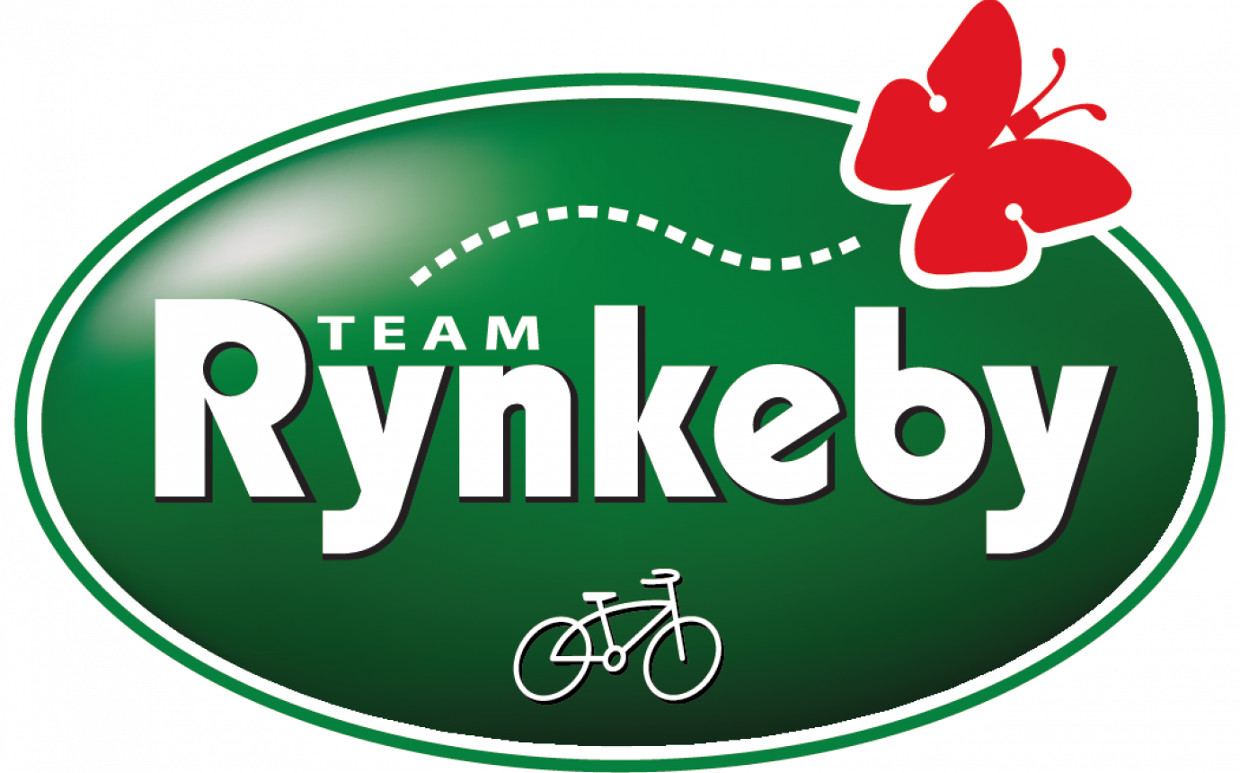 Guldsponsor for Team Rynkeby